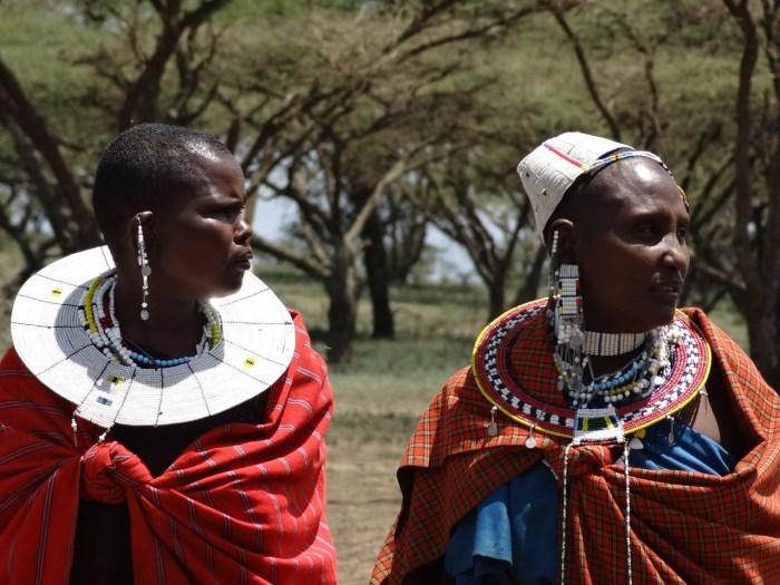 Donne Maasai.
