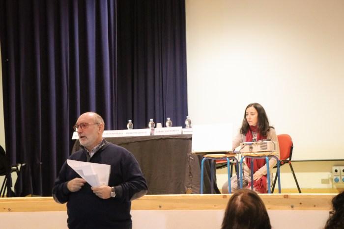 il professore Gaetano Oliva