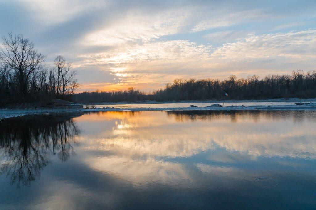 fiume ticino piemonte